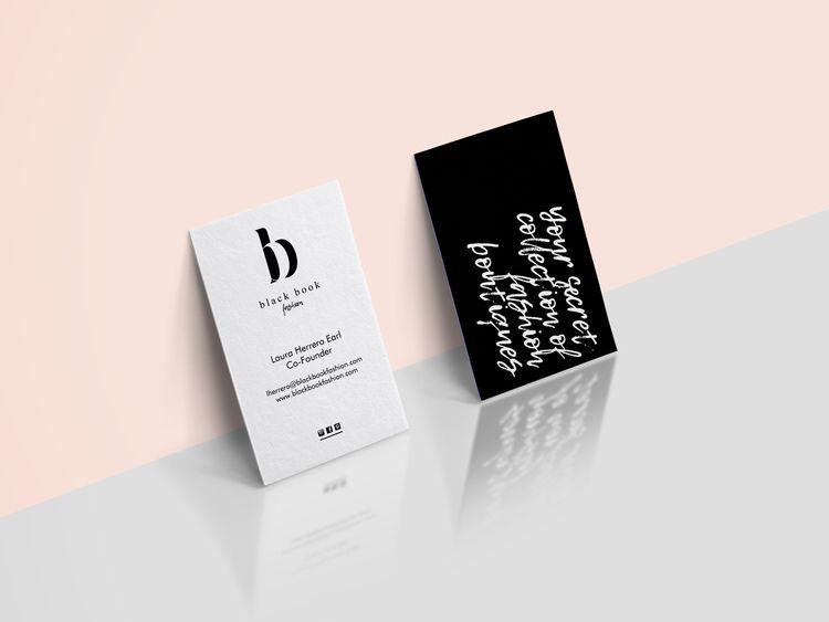 Black Book Fashion platform con - 83oranges   ello
