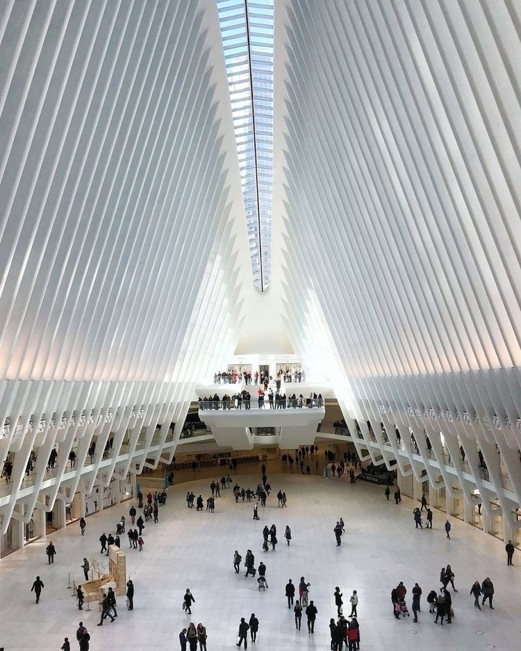 World Trade Center Oculus - bar_tsz | ello