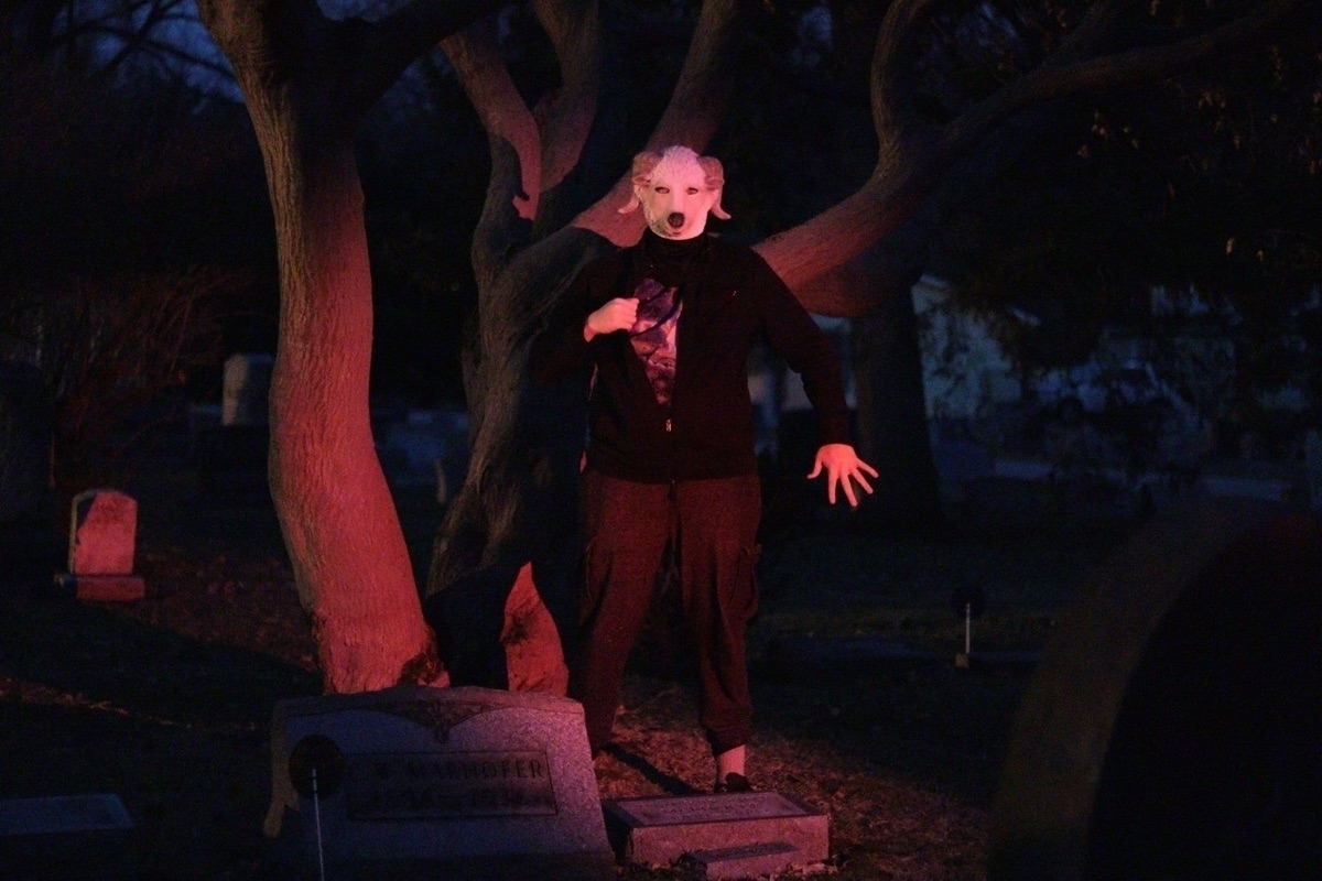 Red Light District cemetery [  - interrailing   ello