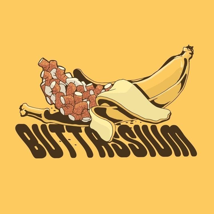 Daily intake - illustration, filthyfruit - bakedlab | ello