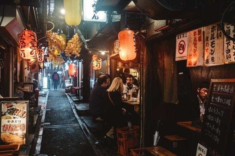 Omoide Yokocho, Tokyo - tokyo, japan - adamkozlowski | ello