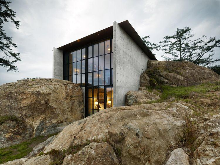 Pierre Olson Kundig Architects  - thetreemag | ello