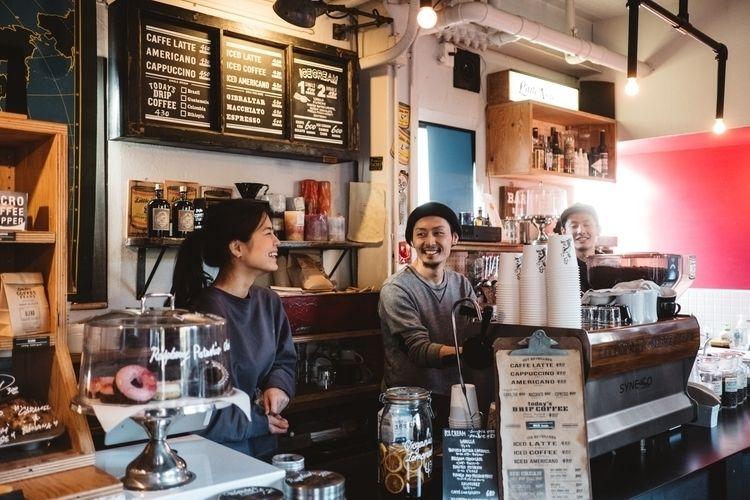 Nap Coffee Stand - coffeebeans, coffeetime - adamkozlowski | ello