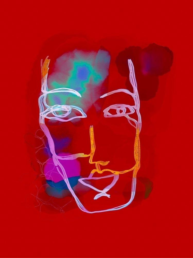 MasculinityxVulnerability art@  - tammygissell | ello
