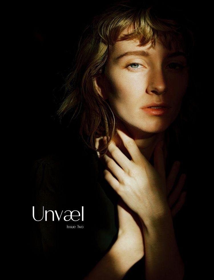 Issue Unvael featuring 35 artis - unvaeljournal | ello