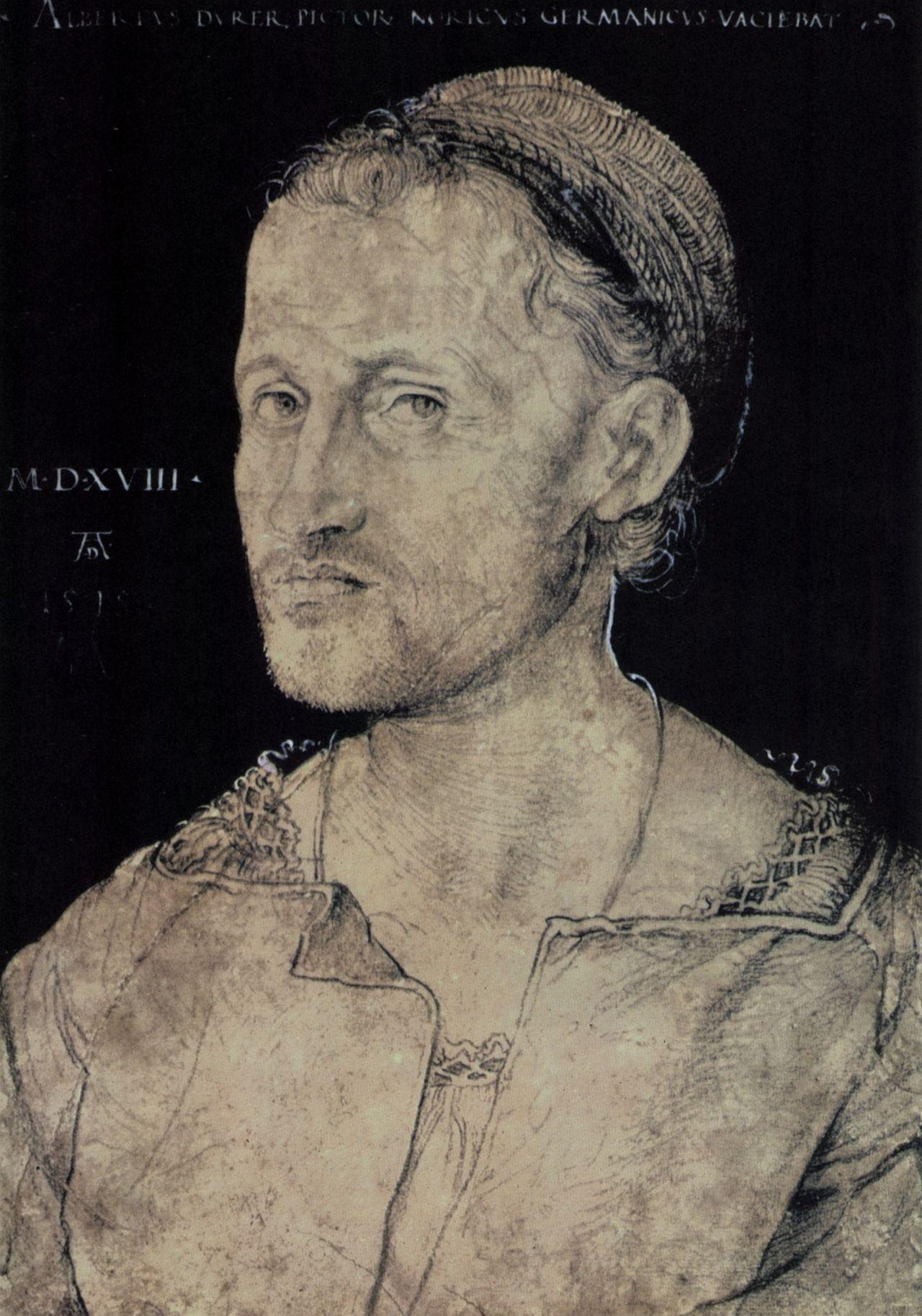 Albrecht Durer: Hans Elder Port - arthurboehm | ello