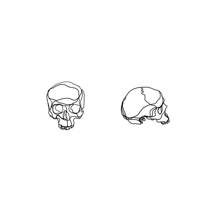 Skull - marcelserrano | ello