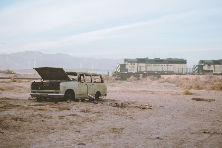 Ocotillo, California  - photography - alexlammb | ello