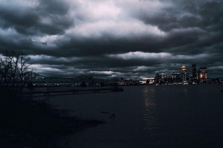 Dramatic skies Louisville - louisville - jerrymcbroom | ello