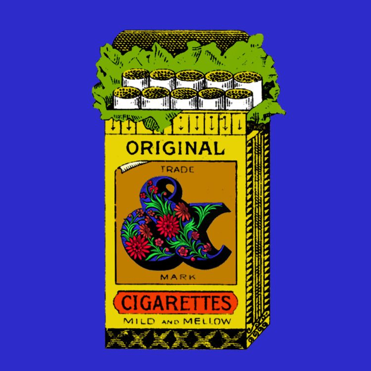 Ampersand Cigarettes - Artoftype - benderski | ello