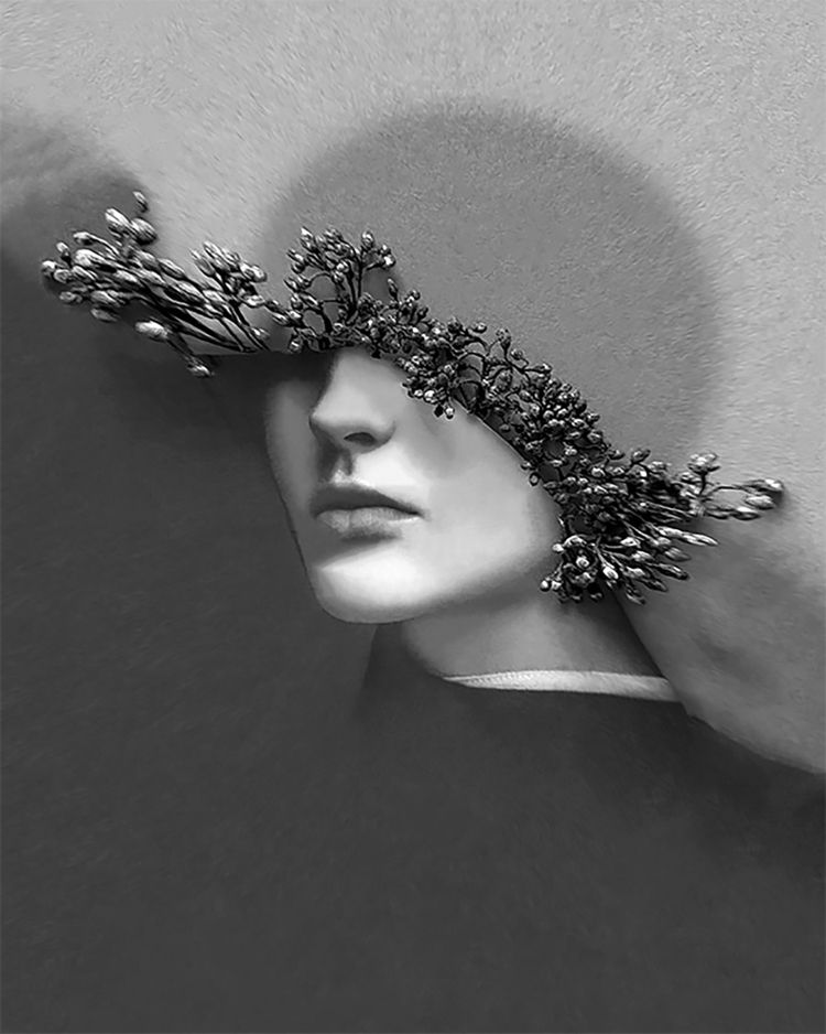 collage talented artist Maja Eg - unvaeljournal | ello