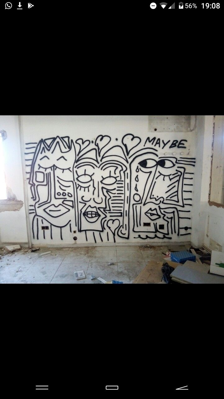 art, streetart, graffiti, painting - not_a_pizza_boy   ello