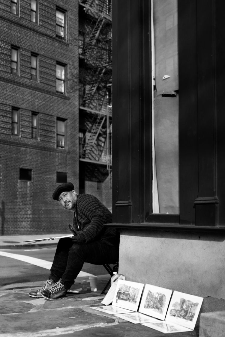 Manhattan - 2018  - leica, monochrome - isaacadler | ello