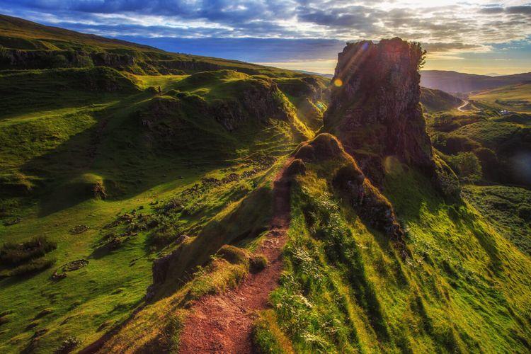 Fairy Glen, Isle - Skye,, Scotland - turgutmakbak | ello