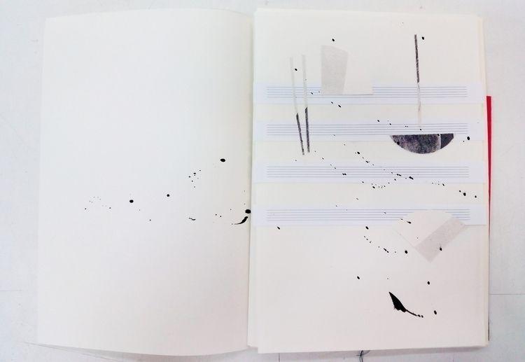 Color Song III - art, artwork, blackandwhite - vanessamiranda | ello