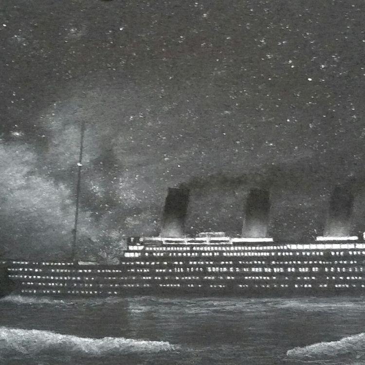 North Atlantic, April 14, 1912 - raurrie | ello