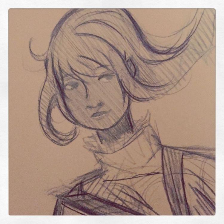 Keia doodles - illustration, artist - jarsmilkartist | ello