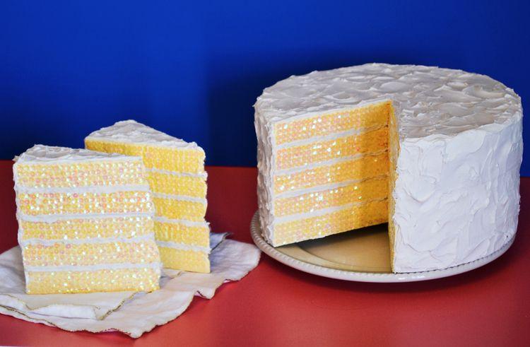 delicious yellow cake fluffy bu - jessicabrackett | ello