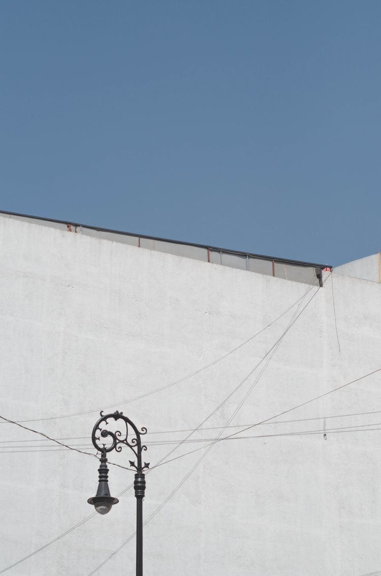 Minimalistic city Ciudad de Méx - erjv | ello
