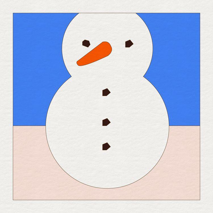JANIS fera fondre la neige — me - selinaebert | ello