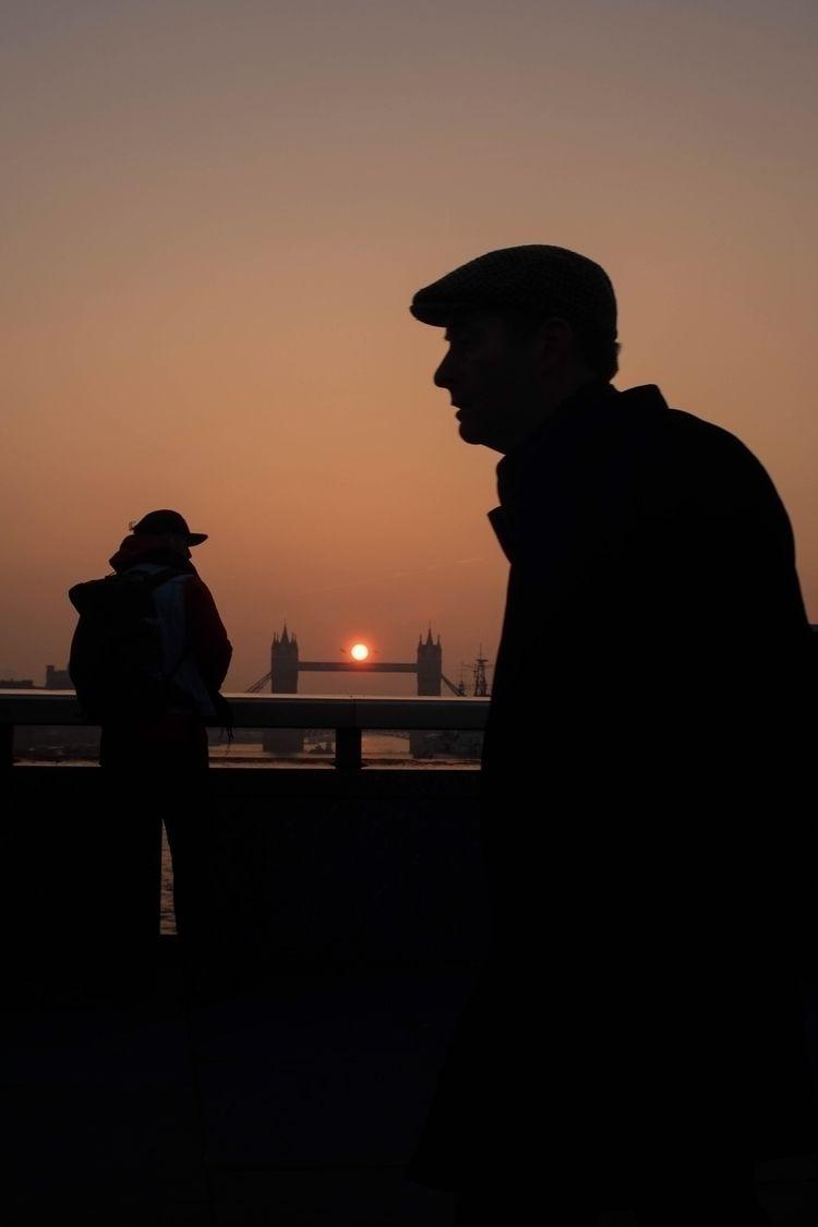 ロンドンおはようございます。@ellonew - london - josephkeating | ello
