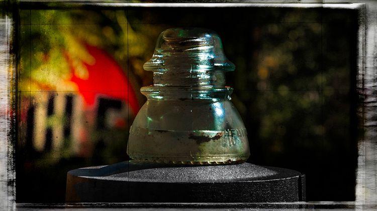 Insulation - antique, glass, insulator - doc | ello