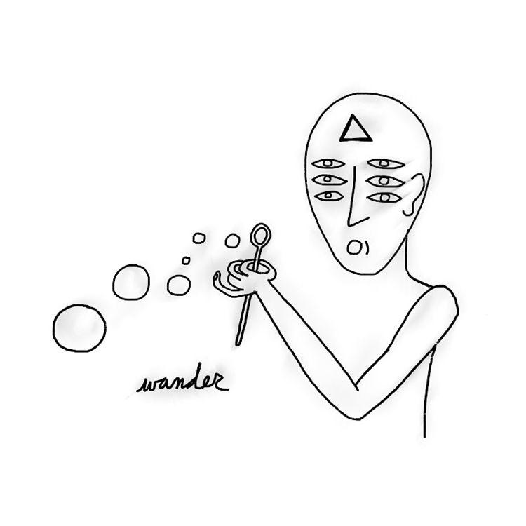 wander - pun, wand, bubbles, blow - catswilleatyou | ello