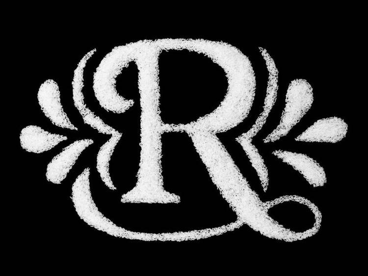 rice - lettering, typography, tactiletypography - nhiii | ello