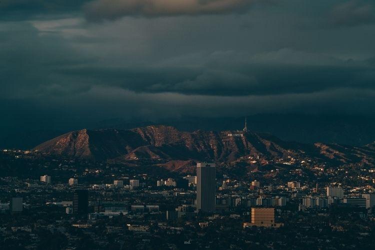 Winter LA - streets, streetphotography - fraudfix | ello