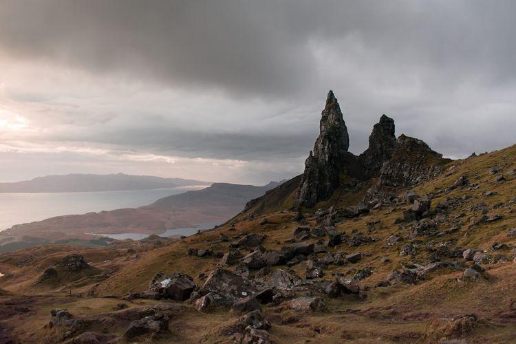 Man Storr - OldManOfStorr, Scotland - philippkurz | ello