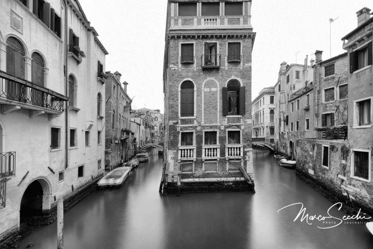 Long Exposure Venice - marcosecchi | ello