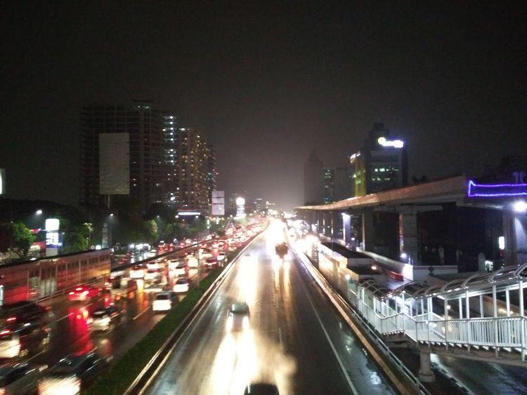 nights pedestrian bridge MT Har - ferdiz | ello