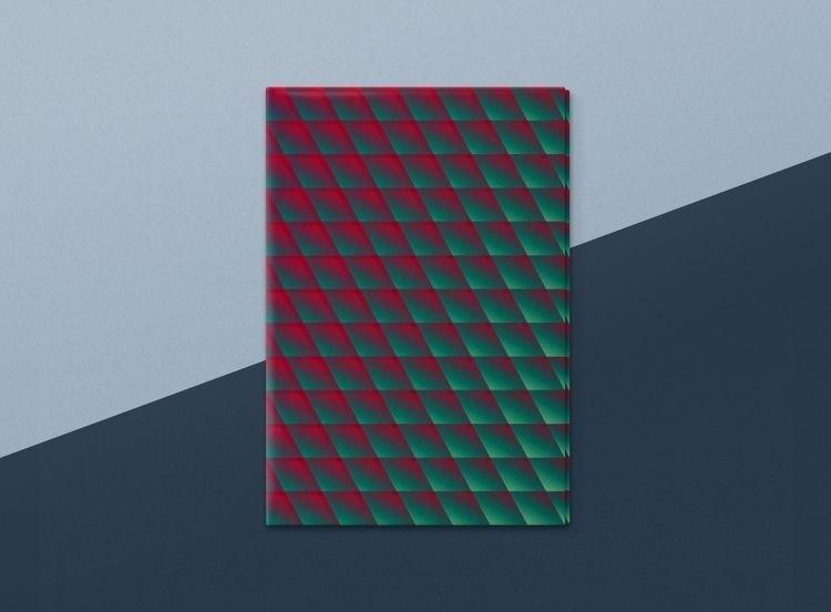 «Rhombus tiles» Divin. graphic  - divincreador | ello