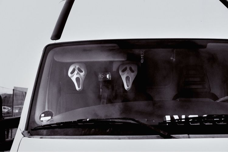 hitchhikers, 21107, 2018 - katekuklinski | ello