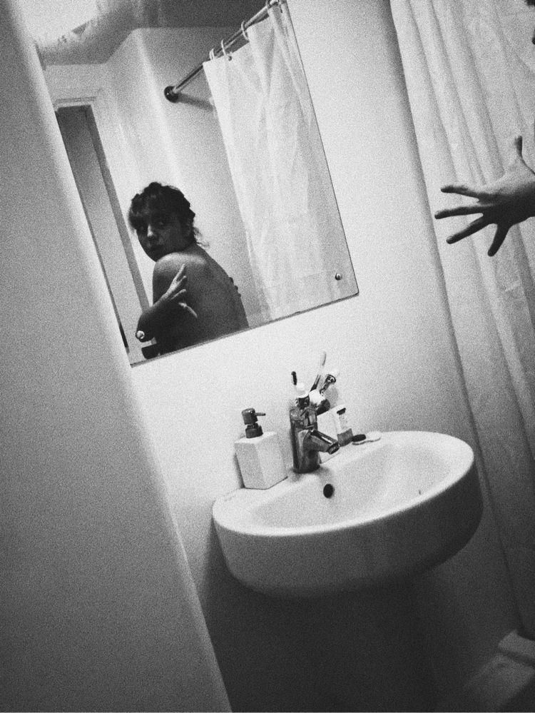 ( Panic  - portrait, photography - mireiastones | ello