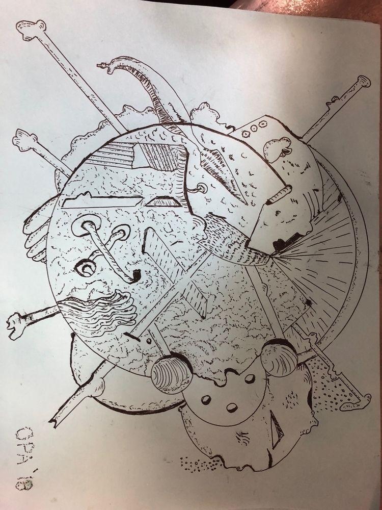 Doodle day - opakoschei | ello