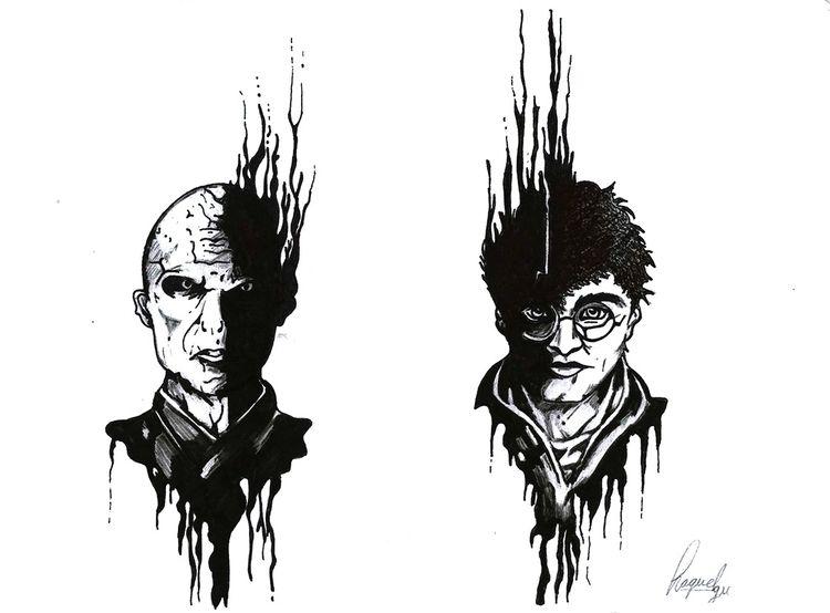 Harry Voldemort - raqgisbert | ello