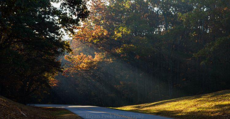 Blue Ridge Parkway Asheville NC - bpeek73 | ello