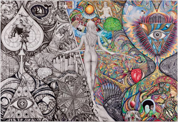 ARTIST: MILANA BLACKMAN Good Ev - yashablackman | ello