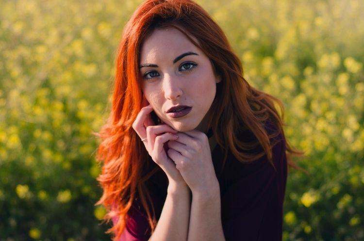 Flowers Leti - portrait, portraitphotography - iriscophotography | ello