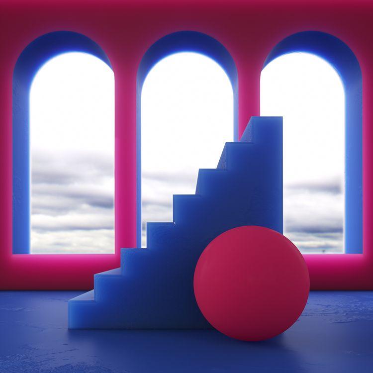 Cinema4D, 3D, Illustration, Abstract - marcosegovia | ello