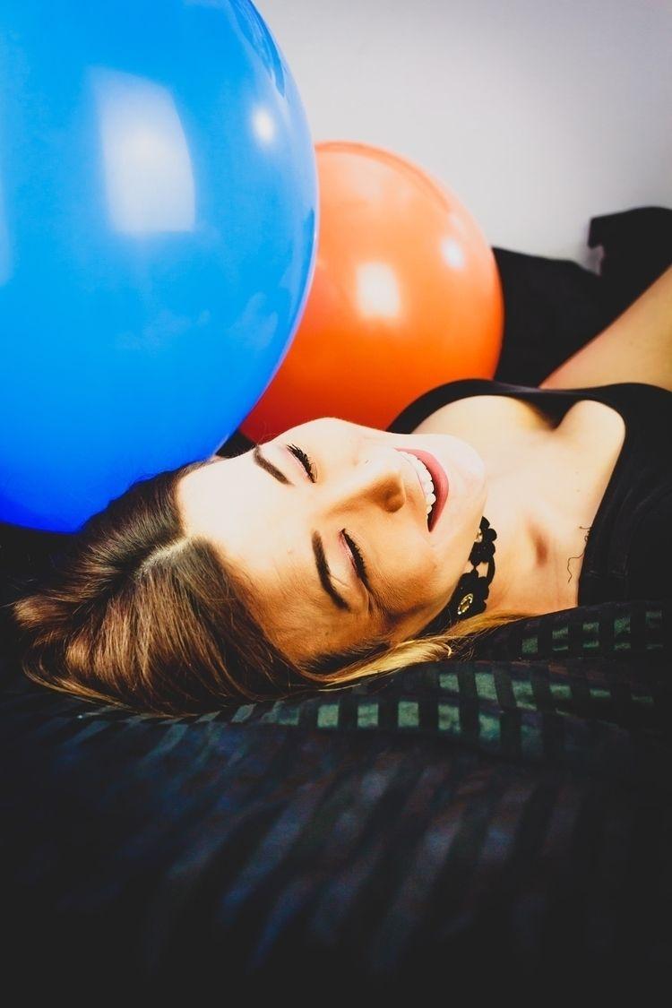portraitphotography, balloonshoot - nikkyblade | ello