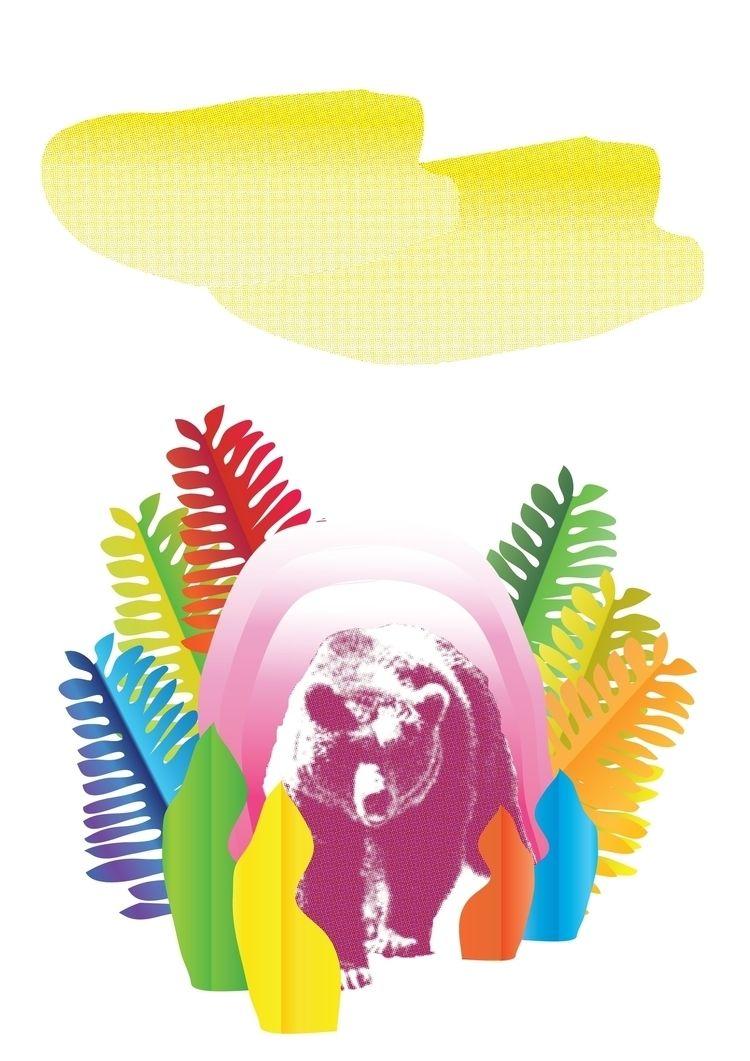 Oso tropical/Ursus tropicalis - design - j_r_s_   ello