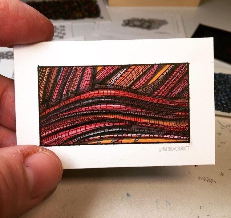 EXPERIMENTING colors, shapes, t - matthewjschultz | ello