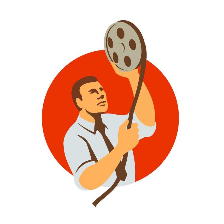 Film Editor Reel Retro - FilmEditor - patrimonio | ello