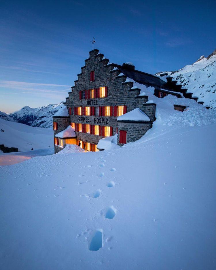 Winter Wonderland: Fantastic Mo - photogrist | ello