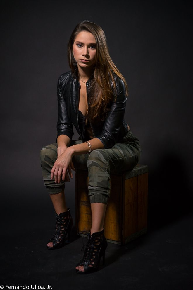 Camo Leather - fashion, streetstyle - ferntech   ello