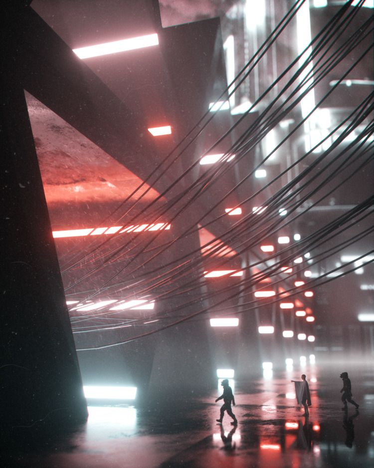 3d, design, cinema4d, everyday - stuz0r | ello