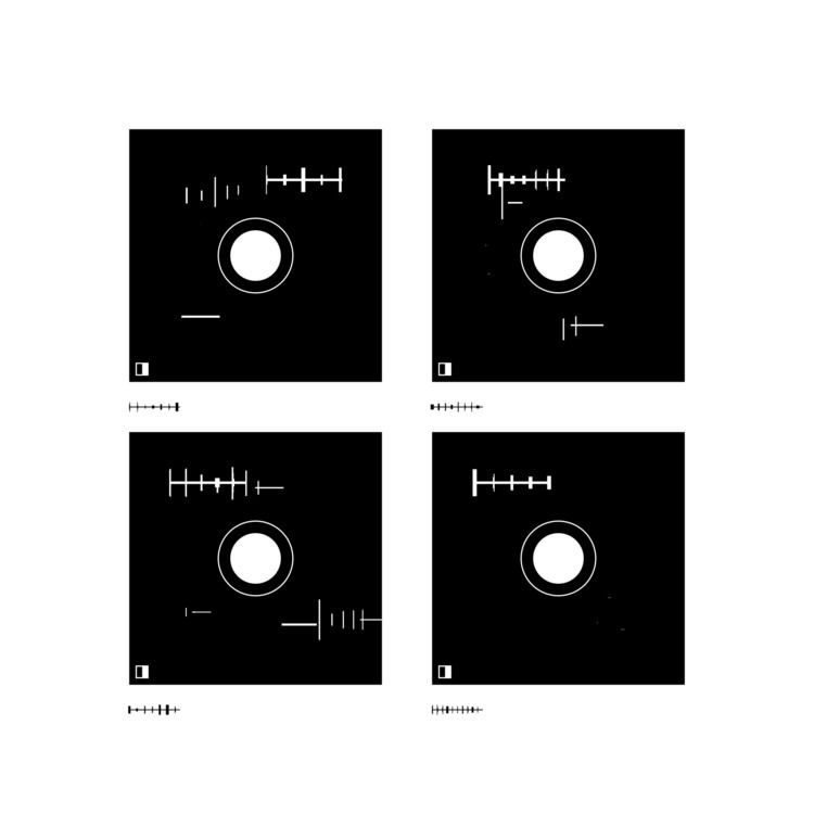Forgotten disks series - cfdg, generative - teddydd | ello