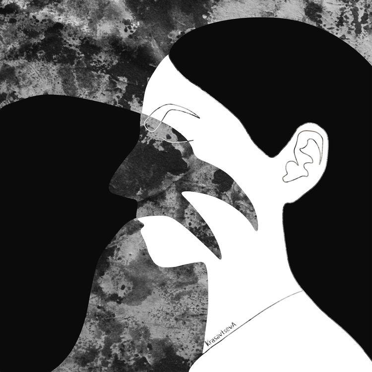 Blindness - alja_krasavtseva | ello